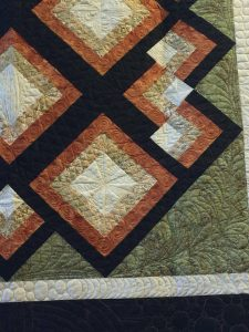 Quilting the Crystal Chasm (or other) quilt