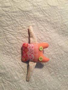 Sewing / Gymnastics - little creature @ Momentum Gymnastics  | Salmon Arm | British Columbia | Canada