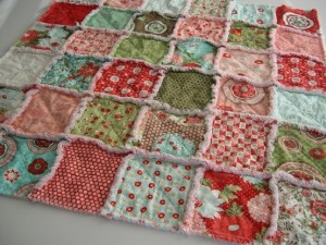 Frayed Edge Quilt