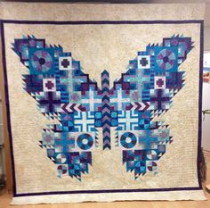Tula Pinks Butterfly Quilt with Lynn Knox