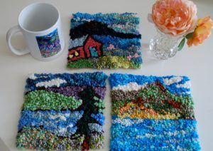 East Coast Rug Hooking with Christine Armstrong