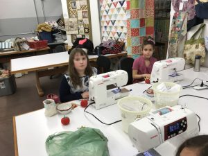 Kids - Drop in Sewing ages 7-11