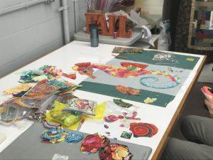 Laura Heine work shop