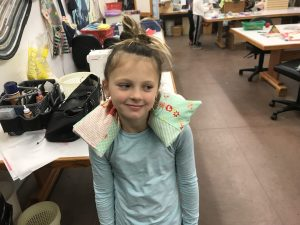 Saturday Sewing ages 7+