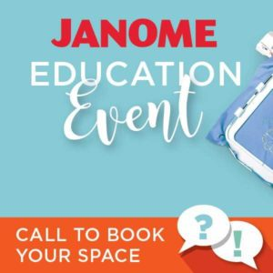 Janome Event: Quilting Buffet