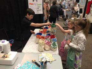 Kids - Saturday Sewing