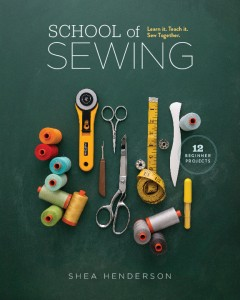 Adult Beginner School of Sewing - morning